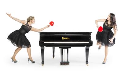 Die Queenz of Piano verbinden Klassik & Pop mit Comedy. - Foto: Felix Groteloh